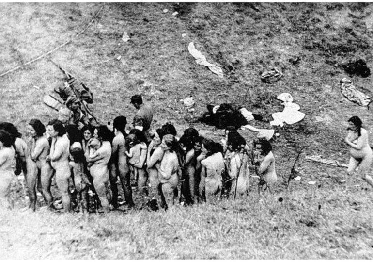 To ναζιστικό έγκλημα στο Μπάμπι Γιαρ