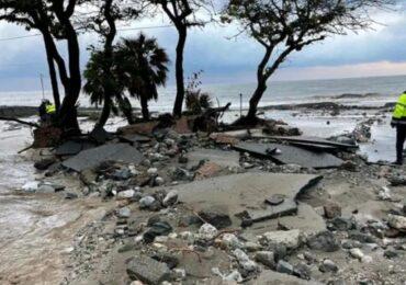 Οι ανάδοχοι δεν «πρόλαβαν» να σώσουν τη Βόρεια Εύβοια από τις πλημμύρες!